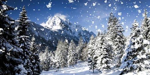к чему снится снегопад