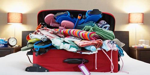 собирать чемодан во сне
