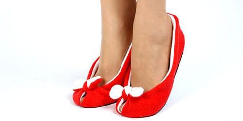 мягкая обувь
