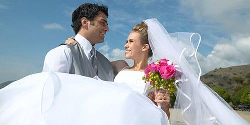 выходить замуж в белом платье во сне