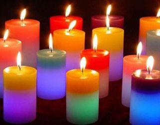 Зажигать свечи