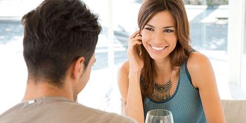 общаться с парнем