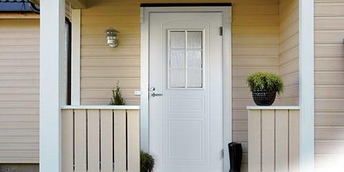 видеть во сне белую дверь