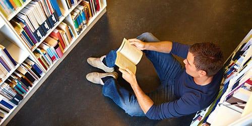 видеть во сне библиотеку книги