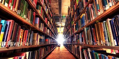 к чему снится библиотека книги