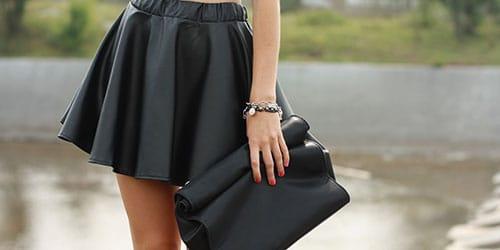 видеть во сне черную юбку