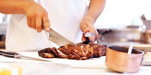 готовить мясо во сне