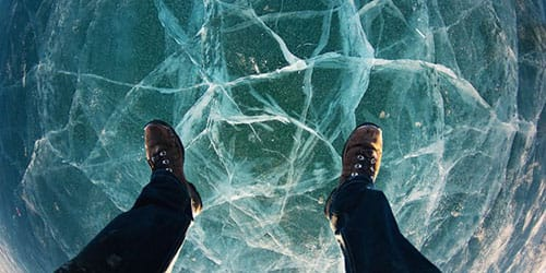 к чему снится ходить по льду
