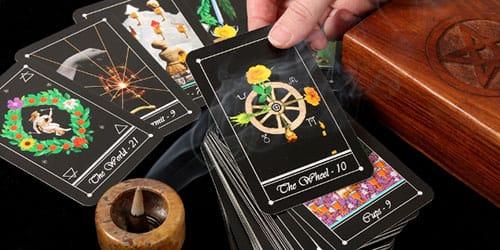 видеть во сне колоду карт