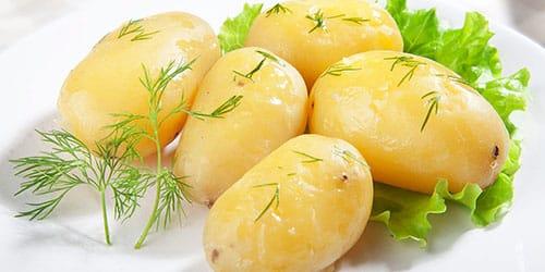 к чему снится крупный картофель