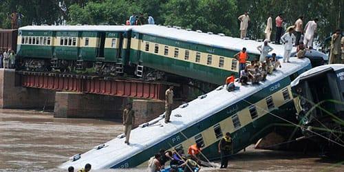 авария на мосту