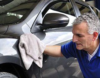 Мыть машину