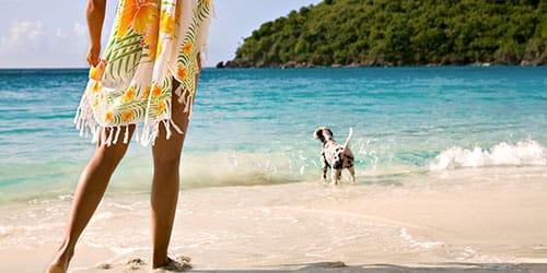 гулять по берегу