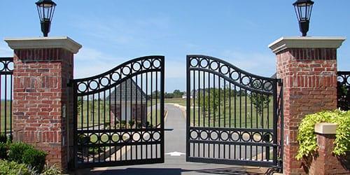к чему снятся открытые ворота