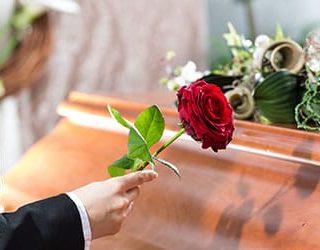 Похороны друга