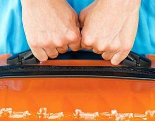 Потерять чемодан