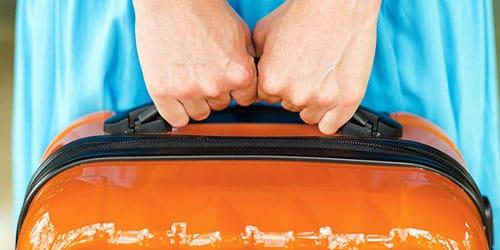 потерять чемодан во сне