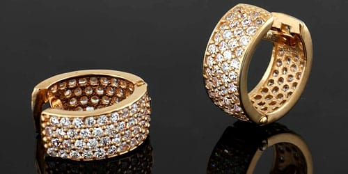 золотые украшения