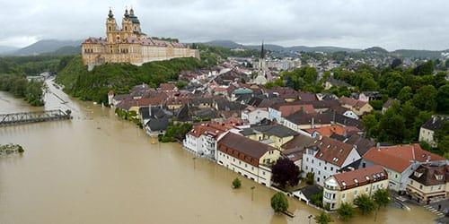 видеть во сне потоп наводнение