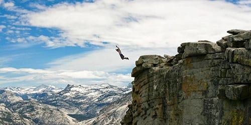 к чему снится прыжок с высоты