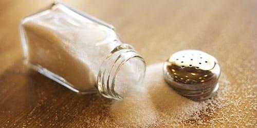 рассыпать соль во сне