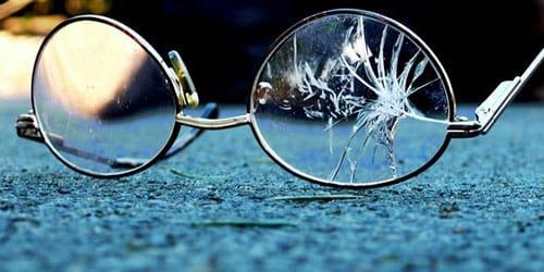 к чему снятся разбитые очки