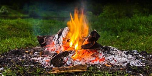 разжигать огонь во сне