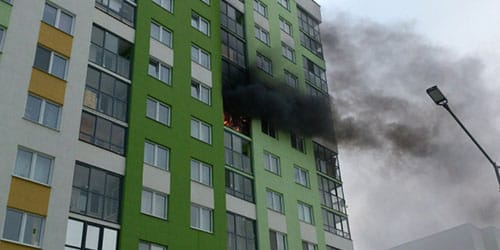 видеть во сне что сгорела квартира