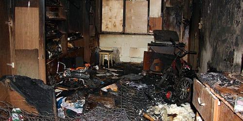 к чему снится что сгорела квартира