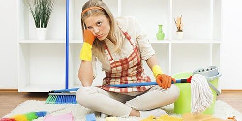 к чему снится уборка в квартире