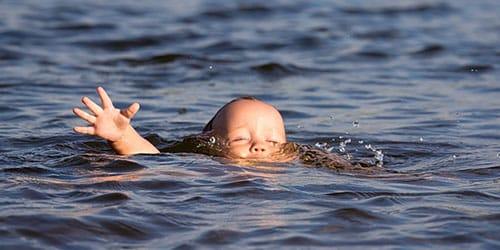 во сне утонул ребенок