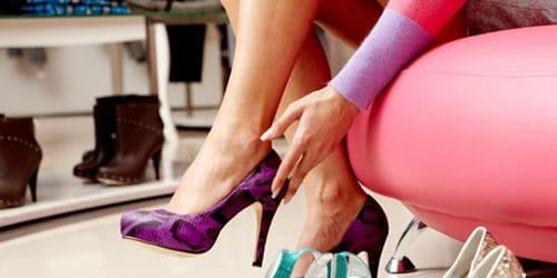 видеть во сне женские туфли