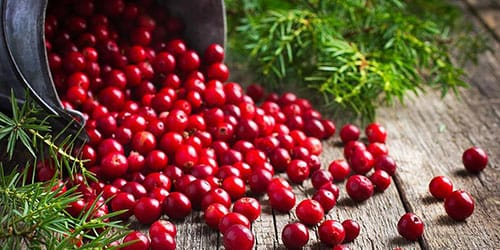 рассыпать ягоды