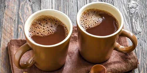 какао во сне