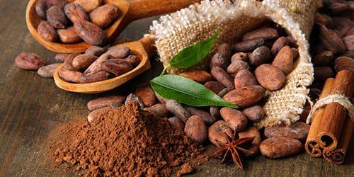 сухая шоколадная смесь