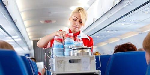 стюардесса