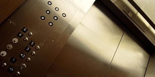 сломанный лифт во сне