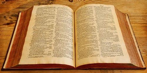 к чему снится словарь