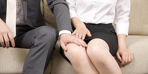 к чему снится сексуальное домогательство