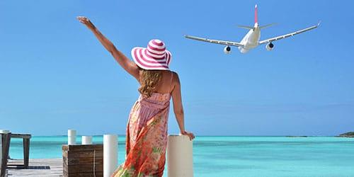 отдыхать за границей