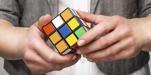 собирать во сне кубик рубика