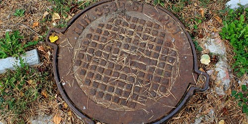 к чему снится крышка канализационного люка