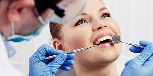 на приеме у стоматолога