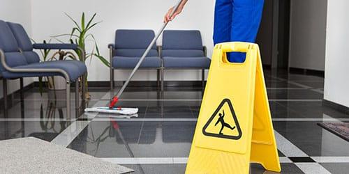 уборка помещения