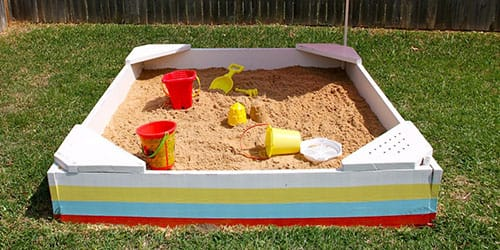 к чему снится песочница