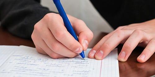 к чему снится почерк
