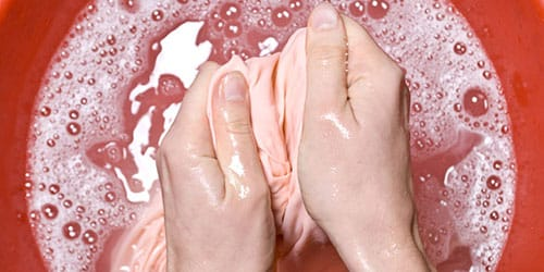 к чему снится полоскать белье в чистой воде