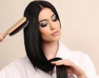 Распустить волосы