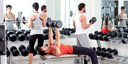 к чему снится тренировка в спортзале