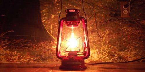 к чему снится светильник горящий в темноте